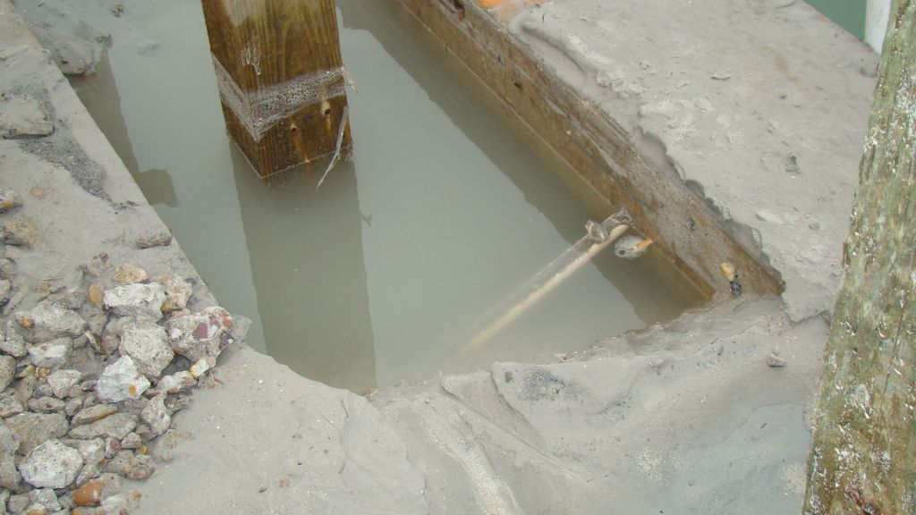 PLACEMENT of the PILINGS is CRITICAL
